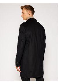 Czarny płaszcz przejściowy TOMMY HILFIGER #7