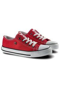 Big-Star - Trampki BIG STAR FF374201 603 Czerwony. Kolor: czerwony #5