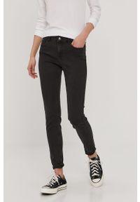 Szare jeansy Vero Moda