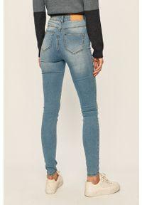 Niebieskie jeansy Noisy may