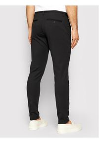 Only & Sons - ONLY & SONS Spodnie materiałowe Mark 22013727 Czarny Slim Fit. Kolor: czarny. Materiał: materiał #3
