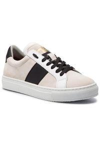 Szare sneakersy Togoshi
