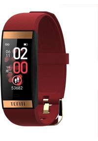 Smartwatch WATCHMARK WE78 Czerwony (WE78). Rodzaj zegarka: smartwatch. Kolor: czerwony