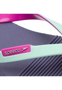 Zielone klapki na basen Speedo
