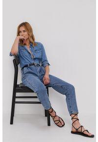Haily's - Jeansy Lila. Kolor: niebieski