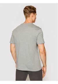Napapijri T-Shirt Salya NP0A4F6P Szary Regular Fit. Kolor: szary
