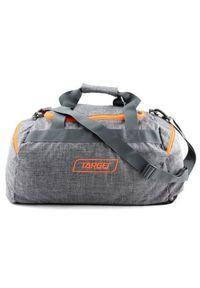 Target Docelowa torba podróżna, Pomarańczowo-szary. Kolor: pomarańczowy, wielokolorowy, szary