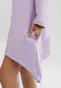 Fioletowa bluza Born2be