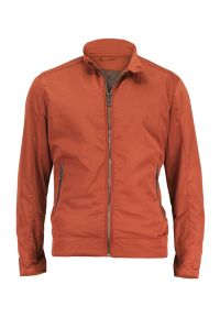 Pomarańczowa kurtka Gustaff