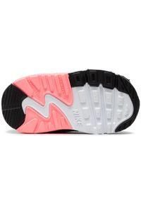 Nike - Buty NIKE - Air Max 90 Ltr (TD) CD6868 011 Black/Metallic Silver. Okazja: na co dzień. Kolor: czarny. Materiał: zamsz. Szerokość cholewki: normalna. Styl: casual
