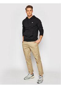 Dickies Bluza Oakport DK0A4XCDBLK1 Czarny Regular Fit. Kolor: czarny
