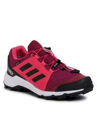 Fioletowe półbuty Adidas