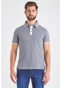 Koszulka polo Trussardi Jeans elegancka, polo