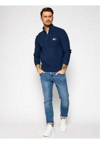 Niebieski kardigan Tommy Jeans