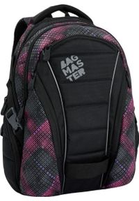 Czarny plecak Bagmaster