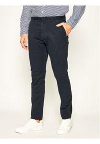 Niebieskie spodnie Hugo
