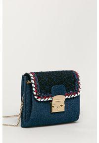 Morgan - Torebka. Kolor: niebieski. Rodzaj torebki: na ramię #4