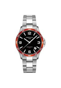 CERTINA RABAT ZEGAREK DS-8 Chronometer C033.851.11.057.01. Styl: klasyczny, elegancki