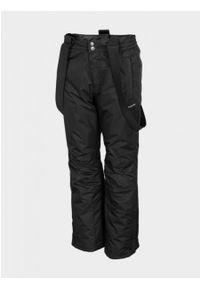 Everhill - Spodnie narciarskie damskie. Materiał: poliester. Sport: narciarstwo