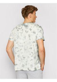 Kappa T-Shirt Ives 309044 Szary Regular Fit. Kolor: szary