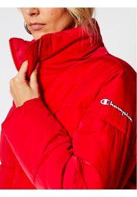 Czerwona kurtka zimowa Champion