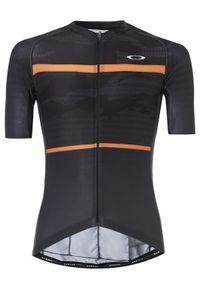 Oakley - OAKLEY Koszulka rowerowa JB ROAD JERSEY. Materiał: jersey