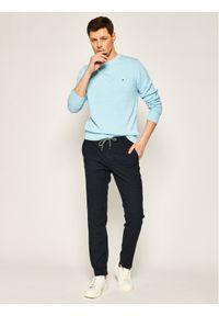Niebieskie spodnie Tommy Hilfiger Tailored