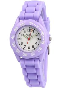 Fioletowy zegarek Knock Nocky sportowy
