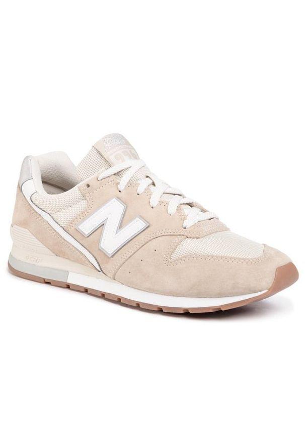 Beżowe buty sportowe New Balance New Balance 996