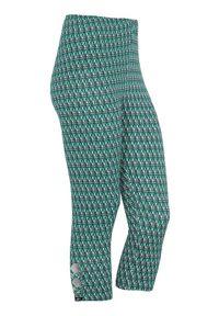 Zielone legginsy Cellbes z aplikacjami