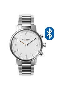 Kronaby Połączony wodoodporny zegarek Nord A1000-0710. Styl: retro
