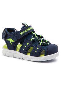 Niebieskie sandały KangaRoos na lato