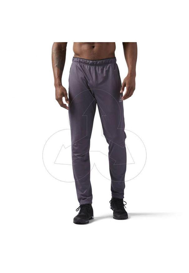 Spodnie dresowe Reebok na fitness i siłownię