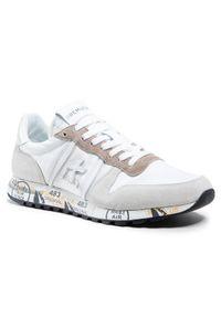 Premiata Sneakersy Eric 5174 Biały. Kolor: biały