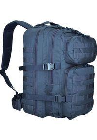 Niebieski plecak Mil-Tec