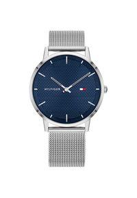Niebieski zegarek TOMMY HILFIGER