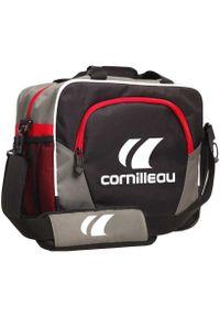 CORNILLEAU - Cornilleau Torba sportowa Fittmove 654000 czarno-szara. Kolor: wielokolorowy, czarny, szary