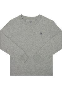 Szary t-shirt Polo Ralph Lauren polo