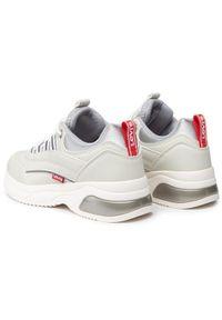 Levi's® Sneakersy Chelsea VCHE0030S Szary. Kolor: szary