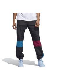 Spodnie Adidas z aplikacjami