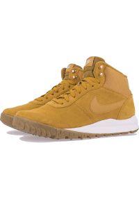 Buty zimowe Nike na zimę, z cholewką