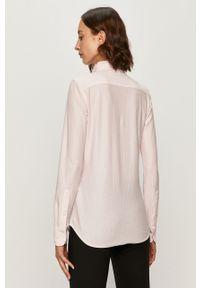 Wielokolorowa koszula Polo Ralph Lauren z klasycznym kołnierzykiem, długa