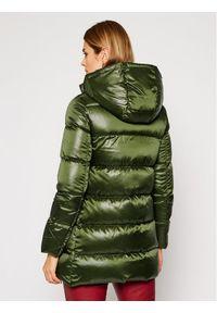 Zielona kurtka puchowa Calvin Klein Jeans