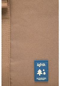 Lefrik - Plecak. Kolor: brązowy