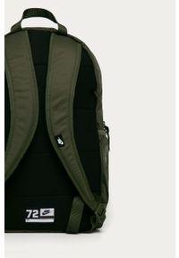 Oliwkowy plecak Nike Kids z nadrukiem