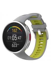 Szary zegarek POLAR sportowy