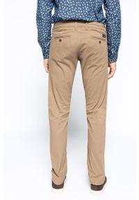 Brązowe spodnie Selected