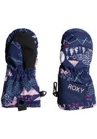Roxy - ROXY Rękawice dziecięce SNOW'S UP Medieval Blue