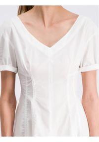 iBlues Sukienka codzienna Norme 72211292 Biały Regular Fit. Okazja: na co dzień. Kolor: biały. Typ sukienki: proste. Styl: casual #3