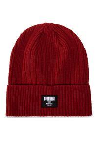 Czerwona czapka zimowa Puma